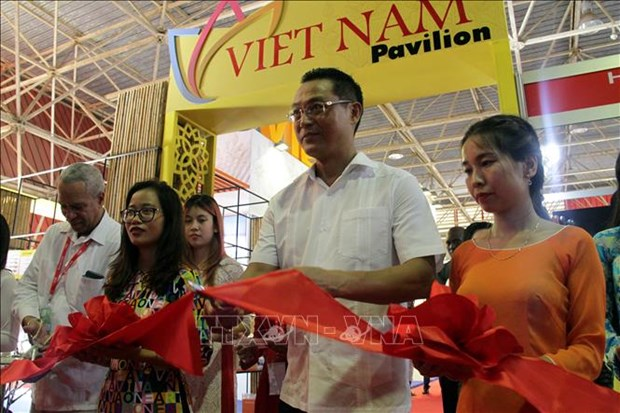 Vietnam Day shines at 2019 Havana International Trade Fair hinh anh 1