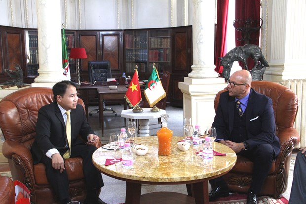 Vietnam, Algeria promote trade, investment at SIPA 2019 hinh anh 1