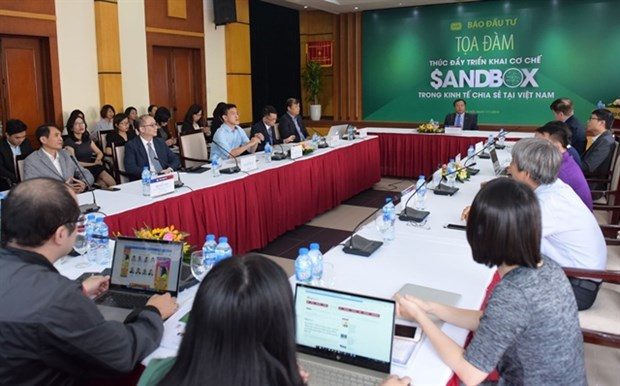 Opportunities could be missed if no sandbox model is developed hinh anh 1