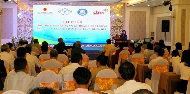 Project to support physically impaired people in Thua Thien-Hue hinh anh 1