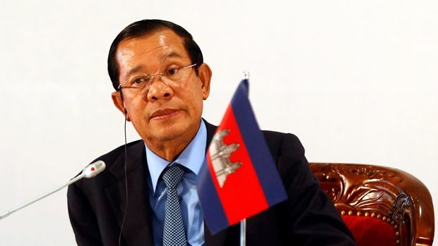 Cambodia launches five-year development plan hinh anh 1