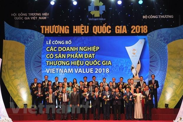 Vietnam's national brand valued at 247 billion USD hinh anh 1