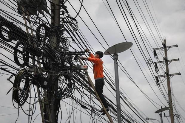 Thailand speeds up underground power line project hinh anh 1