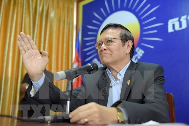 Cambodia: Opposition leader freed from house arrest hinh anh 1