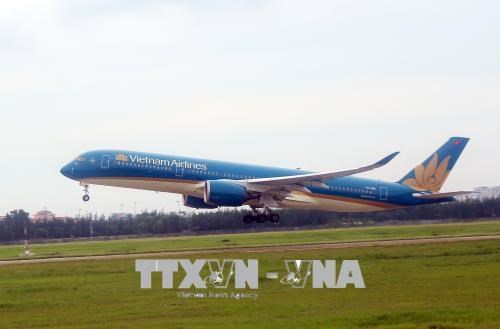 Vietnam Airlines, Jetstar Pacific adjust flight schedules due to storm hinh anh 1