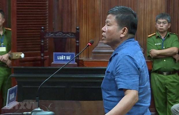 "Members of ""Viet Tan"" terrorist organisation get prison sentences hinh anh 1"