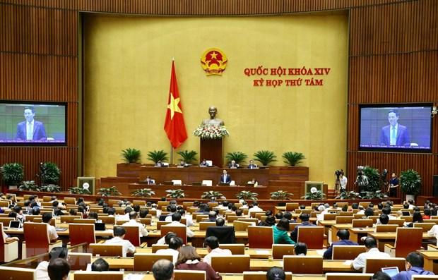 NA adopts resolution on socio-economic development plan 2020 hinh anh 1
