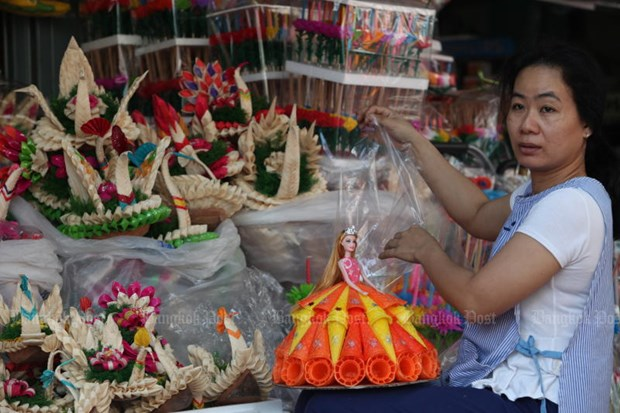 Bangkok issues warnings against flying objects during Loy Krathong Festival hinh anh 1