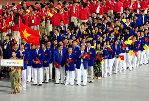Vietnam to hold SEA Games sending-off ceremony hinh anh 1