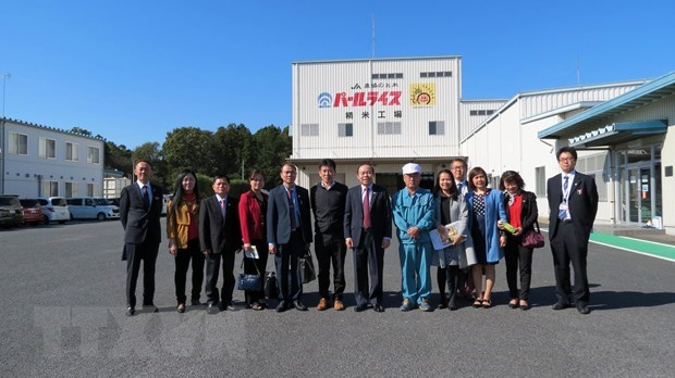Vietnam wants to learn from Japan's multi-service cooperatives hinh anh 1