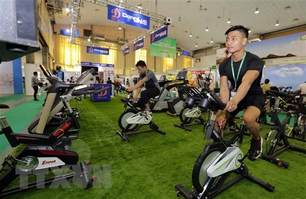 Vietnam Sport Show 2019 to take place in Hanoi hinh anh 1
