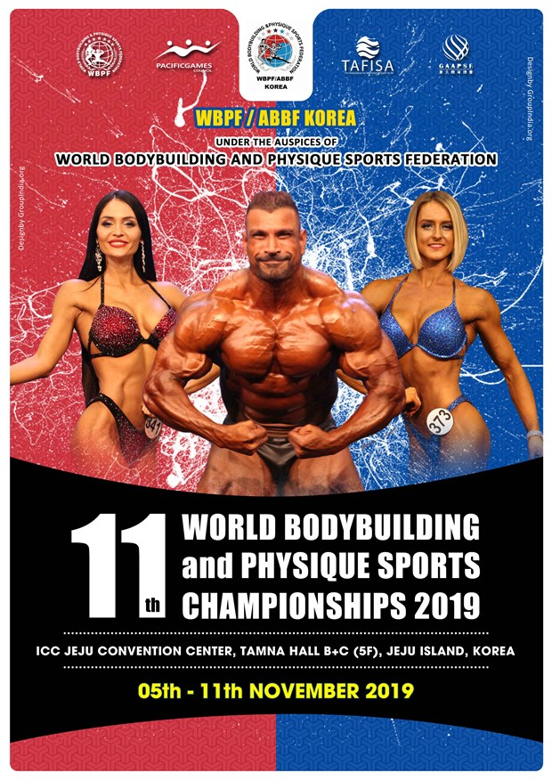 Vietnamese athletes win six golds at world bodybuilding championships hinh anh 1