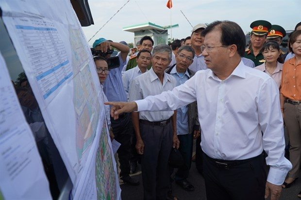 Dong Nai to assist people affected by airport project hinh anh 1
