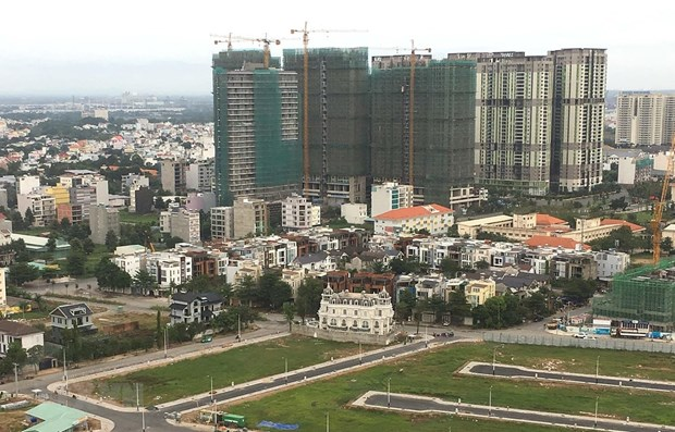 HCM City among three best estate markets in Asia-Pacific: survey hinh anh 1