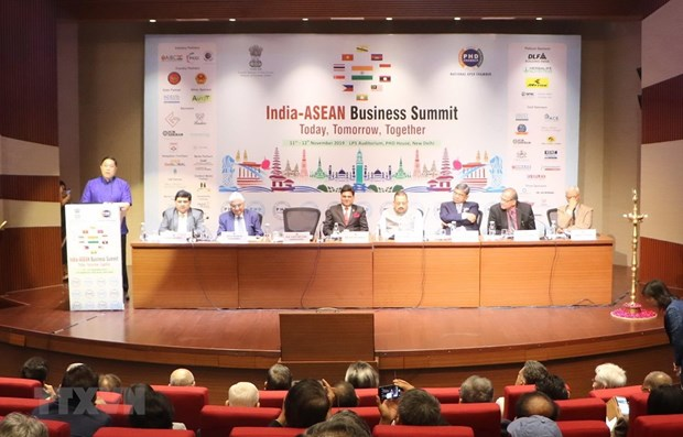 India, ASEAN look to boost economic links hinh anh 1