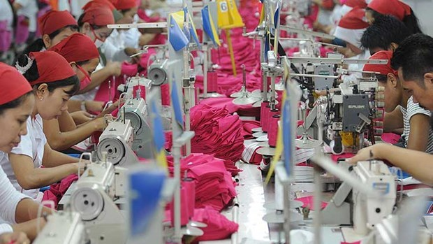 Indonesia imposes textile product import tariffs up to 67 percent hinh anh 1