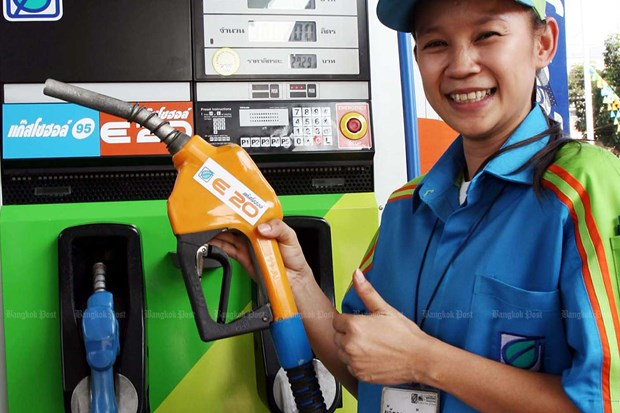 Thailand promotes use of biofuel to support agriculture hinh anh 1