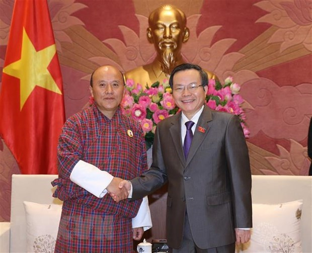 Vietnam, Bhutan seek stronger audit cooperation hinh anh 1