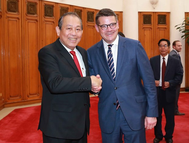 Hessen plays crucial role in promoting Vietnam-Germany ties hinh anh 2