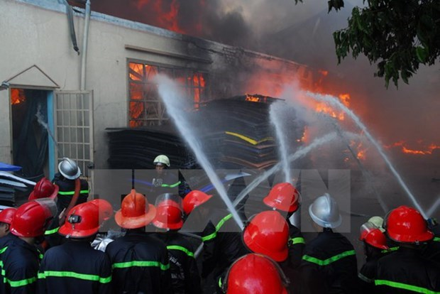 National Assembly focuses on fire prevention, fighting on November 13 hinh anh 1