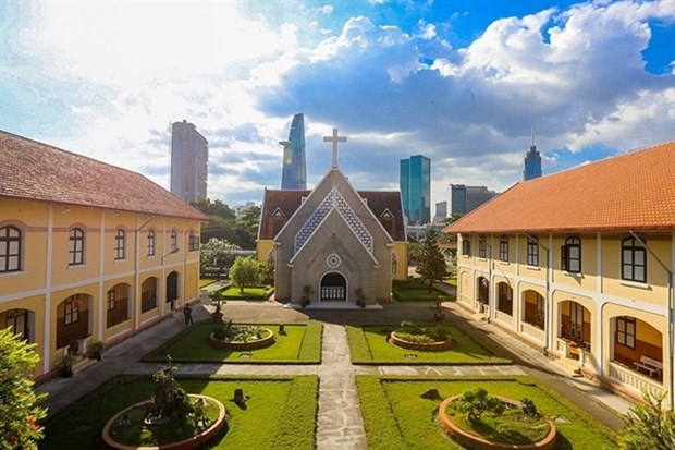 Thu Thiem Catholic Church to be preserved as national relic hinh anh 1