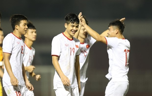Vietnam's U19 team to compete in Toulon Tournament hinh anh 1