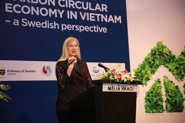 Vietnam urged to promote circular economy hinh anh 1
