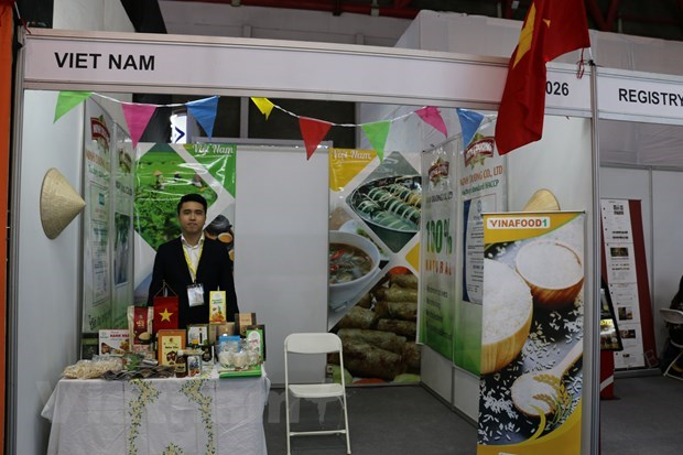 Vietnam attends SIAL InterFood expo in Indonesia hinh anh 1
