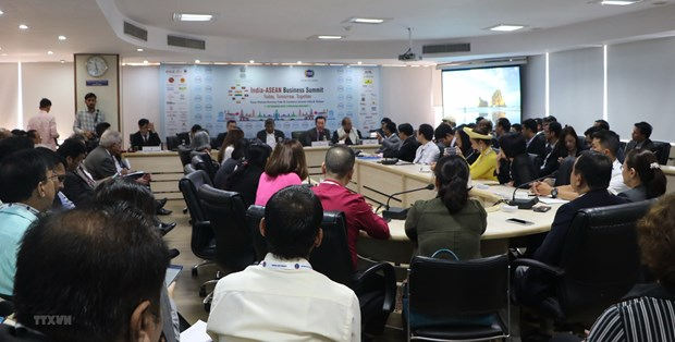 Workshop looks to bolster Vietnam-India trade hinh anh 1