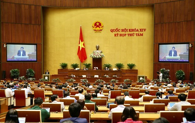 19th working day of 14th NA's eighth session hinh anh 1