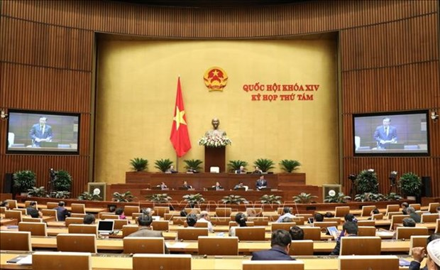 National Assembly adopts resolution on 2020 State budget allocation hinh anh 1