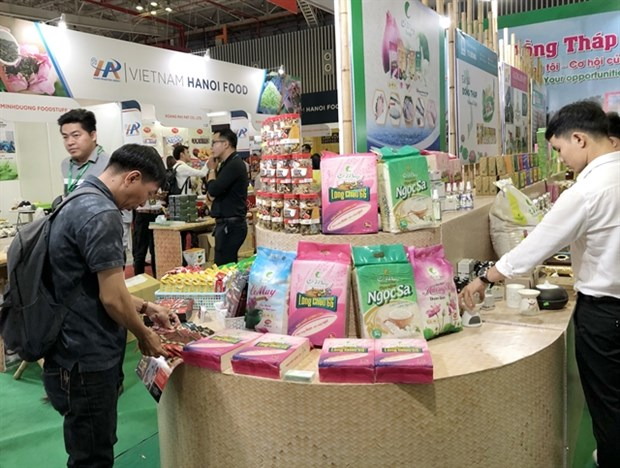 Food producers urged to make efforts to boost exports hinh anh 1