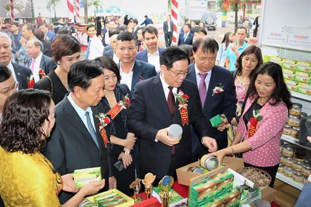 Hoa Binh introduces safe farm produce in Hanoi hinh anh 1