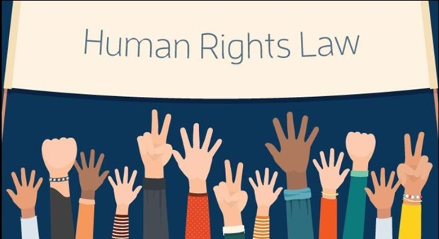 Symposium discusses human rights guarantee amid int'l integration hinh anh 1