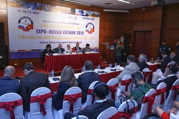 Vietnam, Russia seek stronger economic, trade cooperation hinh anh 1