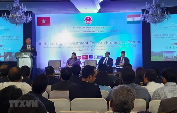 Vietnam can help India enter larger markets: official hinh anh 1