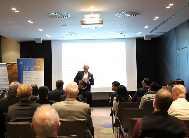 Vietnam – a target of German state Sachsen's businesses: workshop hinh anh 1
