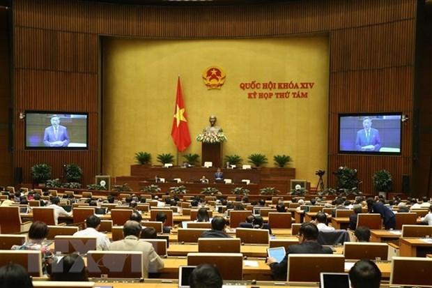 Legislators to discuss four draft laws hinh anh 1