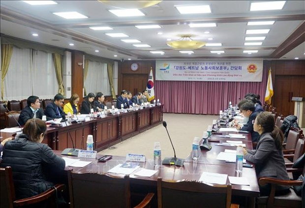 Gangwon province of RoK seeks to recruit seasonal Vietnamese labourers hinh anh 1