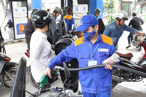 Retail petrol prices raised in latest review hinh anh 1