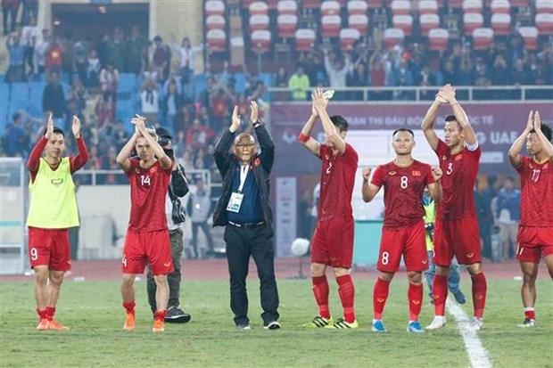 Korean media praise Vietnam's performance against UAE hinh anh 1