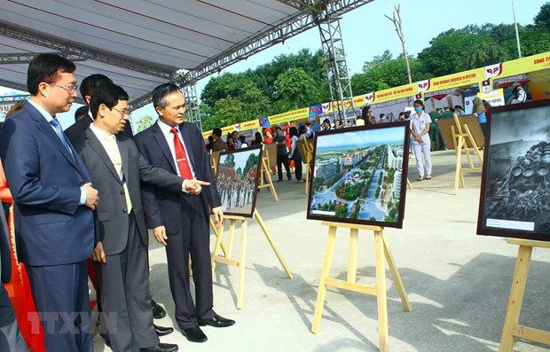 Festival features Vietnam-Laos special ties hinh anh 1