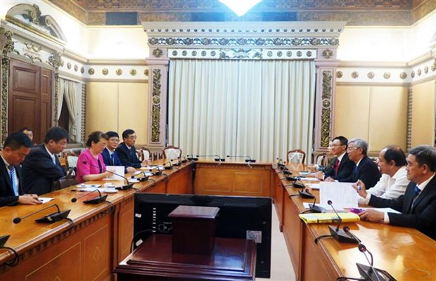HCM City, China's Yunnan province bolster tourism cooperation hinh anh 1