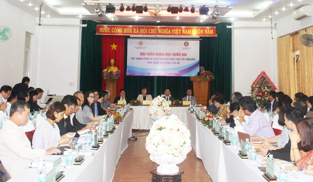 Central Highlands seeks to boost cultural, ecological tourism hinh anh 1