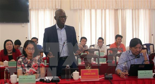 Phu Yen calls for WB's support in infrastructure, economic development hinh anh 1