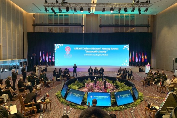 Vietnamese defence minister urges more internal integrity within ASEAN hinh anh 1