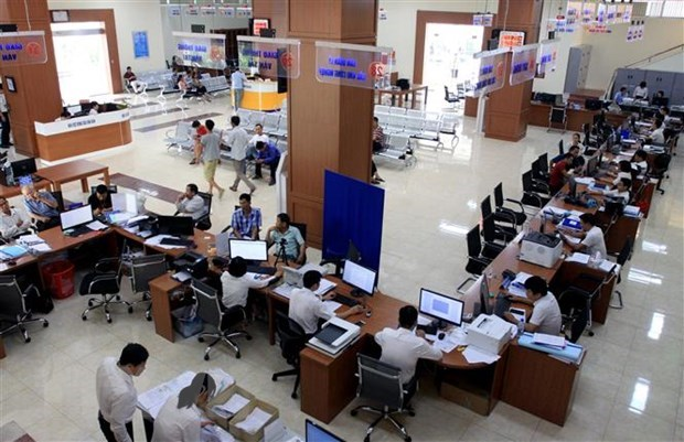 78 percent of enterprises satisfied with tax administrative reform hinh anh 1