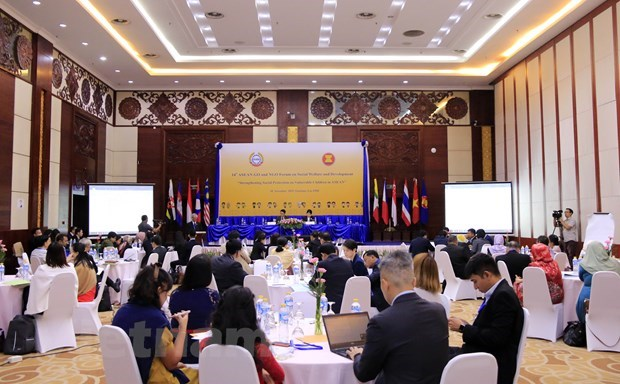 ASEAN forum talks social protection for vulnerable children hinh anh 1