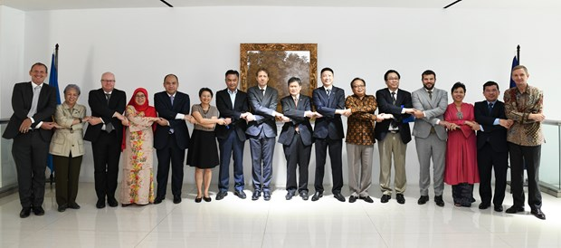 EU supports ASEAN in sustainable use of peatland, haze mitigation hinh anh 1