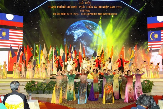 Festival to highlight HCM City's integration efforts hinh anh 1